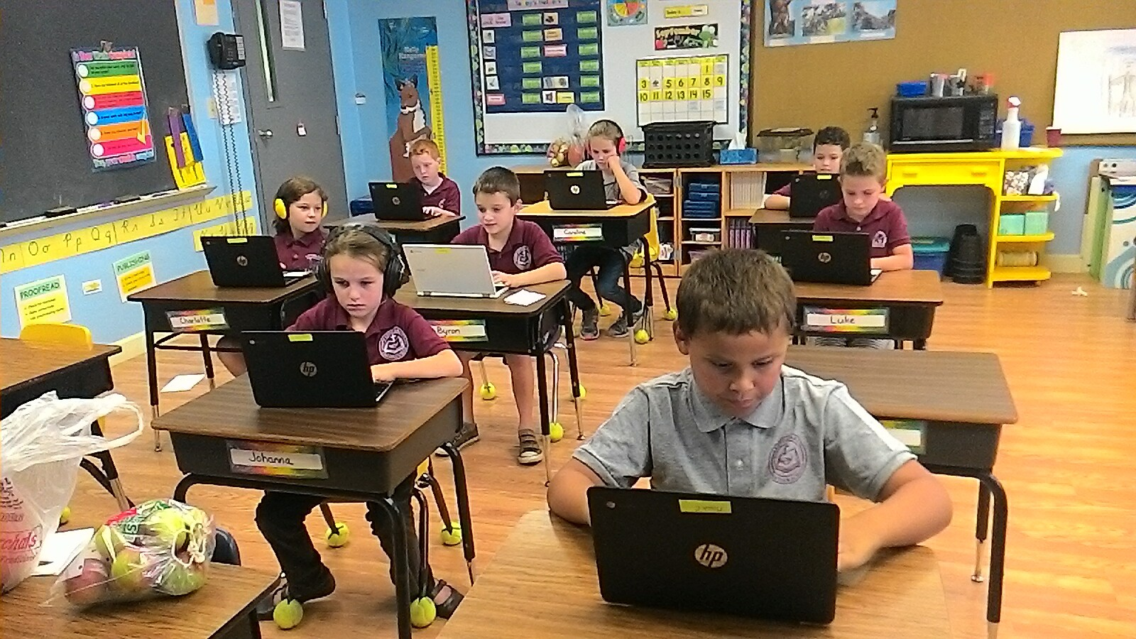 Technology In Elementary Classrooms : Instructional technology upton lake christian school
